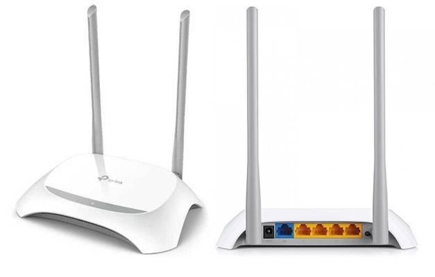 Обзор роутера tp-link tl-wr840n - как настроить wifi и подключить интернет?