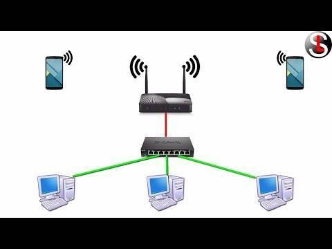 Раздача интернета с телефона на роутер