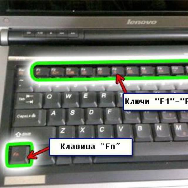 Не работает кнопка fn на ноутбуке: как включить клавишу на asus, hp, acer