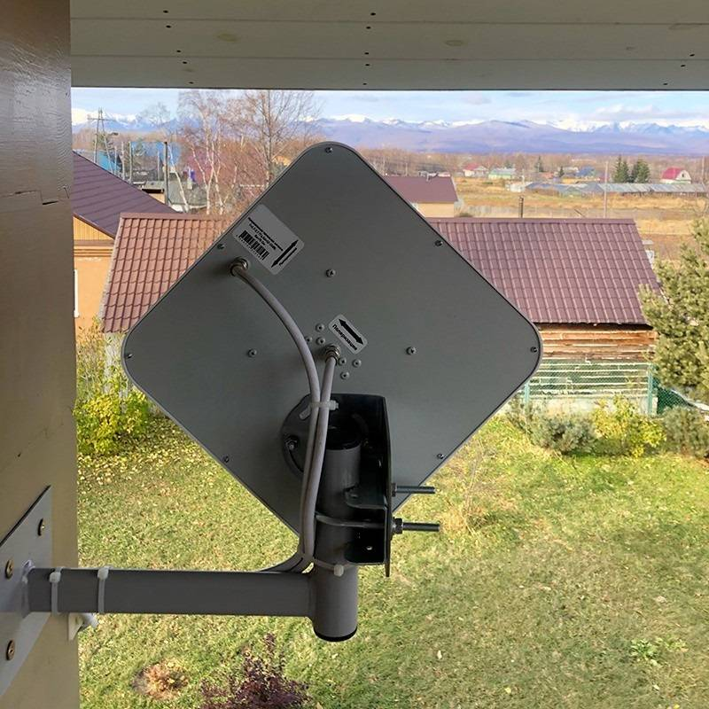 Интернет там, где его нет, или стационарная связь на базе 3g-lte