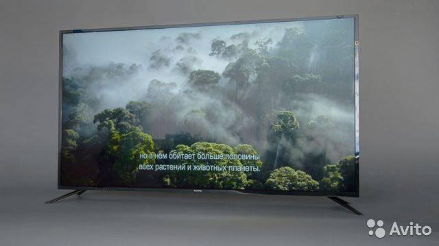 Обзор телевизора harper 43u750ts — отзыв о недорогом smart tv с 4k