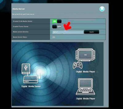 Запуск dlna-сервера в среде windows и управление им с android-устройства