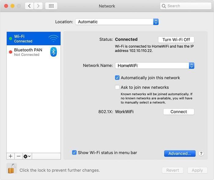 Как решить проблемы с wi-fi в macos mojave | it-here.ru