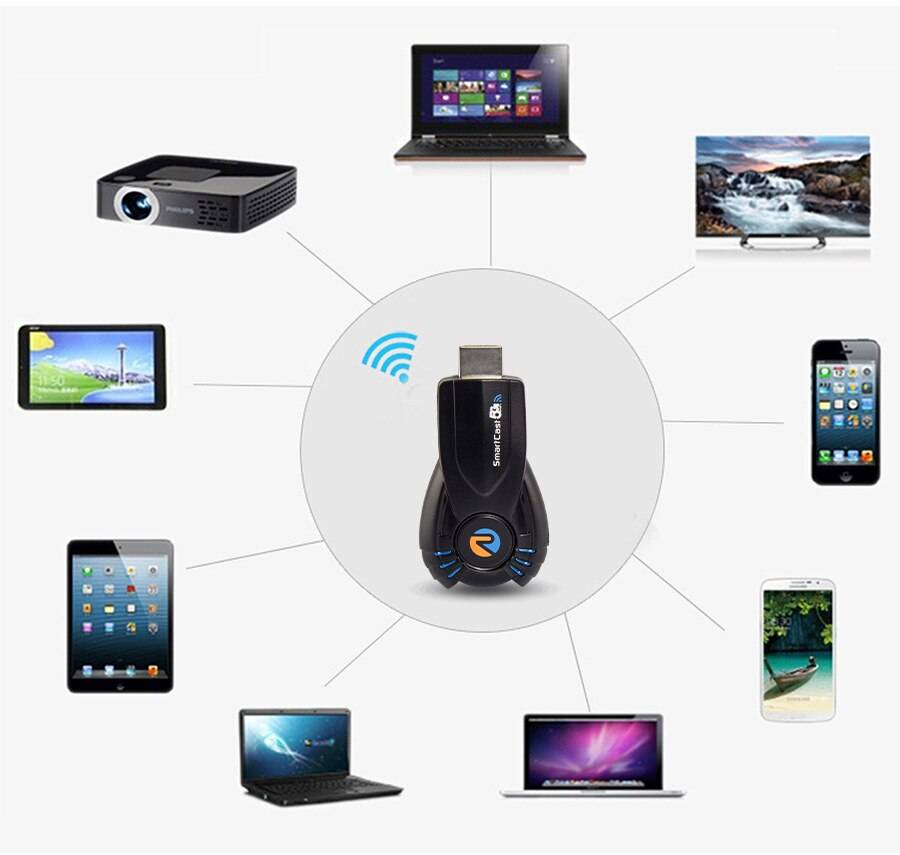 Как подключить телевизор к компьютеру через wifi: подключение и трансляция видео с изображениями
