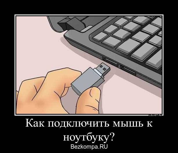 Подключение беспроводной мыши к компьютеру и ноутбуку: установка и настройка на windows