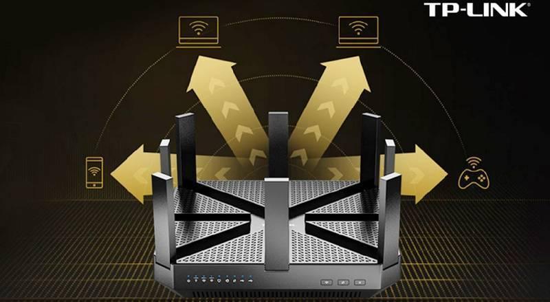 Tp-link talon ad7200 стал первым в мире маршрутизатором с поддержкой 802.11ad