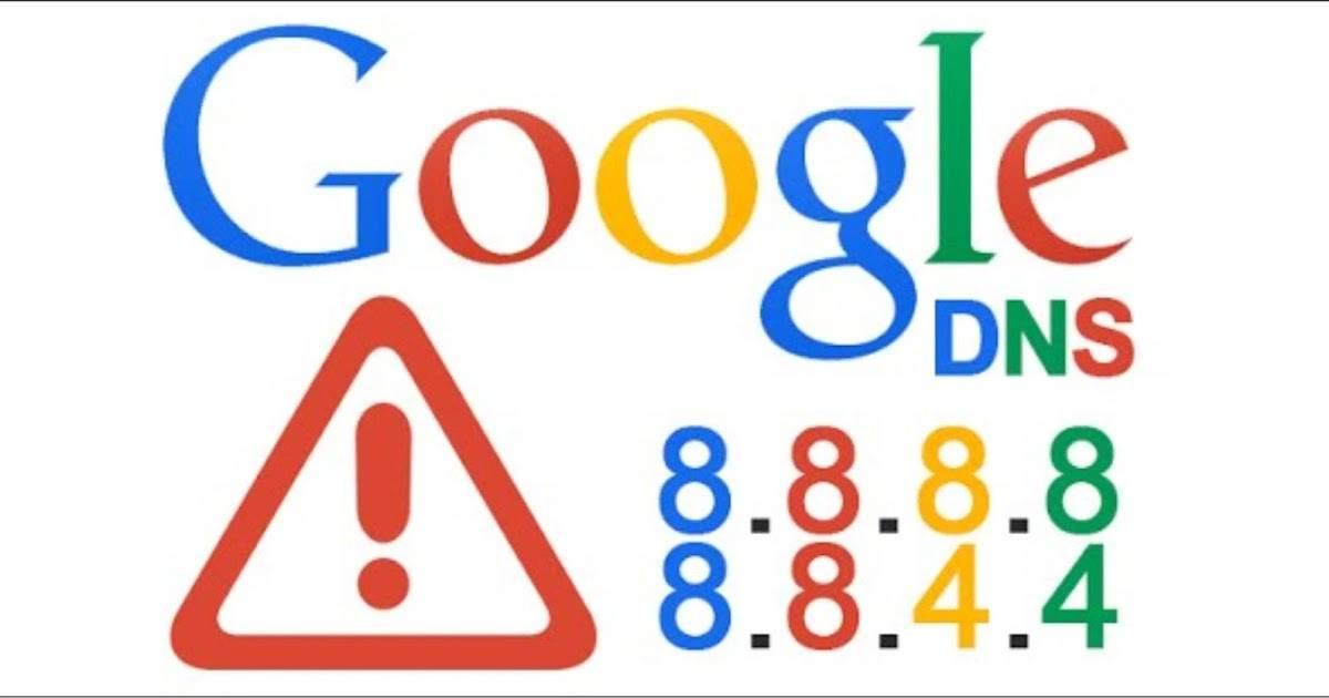 Настройка публичных dns-серверов google в windows
