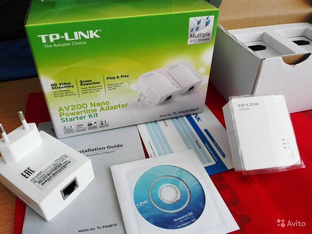 Интернет через розетку на примере tp-link tl-wpa4220kit - 4pda