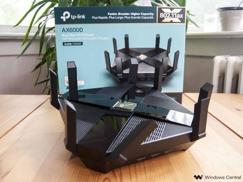 Tp-link представила в россии скоростной роутер archer ax6000 с wi-fi 6