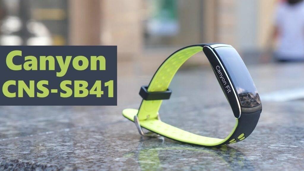 Умный Браслет Canyon Smartwatch CNS-SB41BG — Обзор и Отзыв о Доступном Фитнес-Трекере