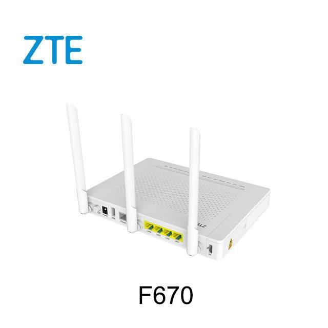 Zte f660 (zxhn f660)