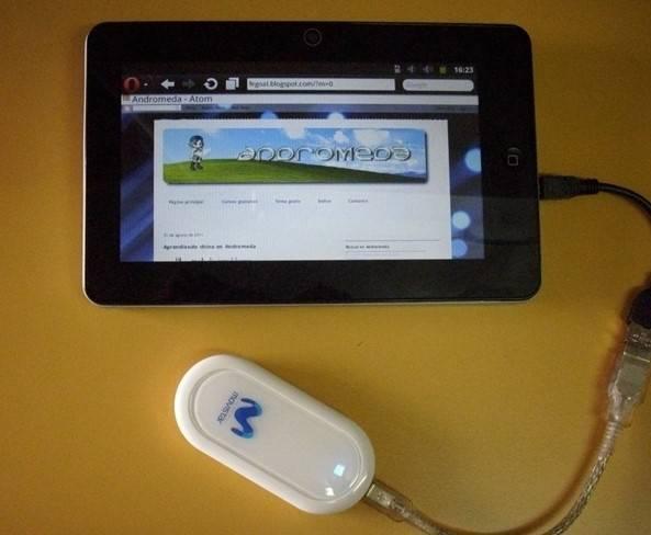 Как подключить модем к планшету? на самом деле все просто :: syl.ru