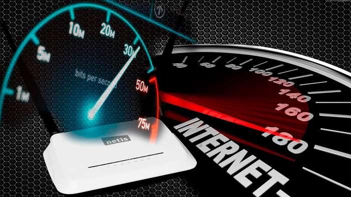 Почему падает скорость интернета через роутер?