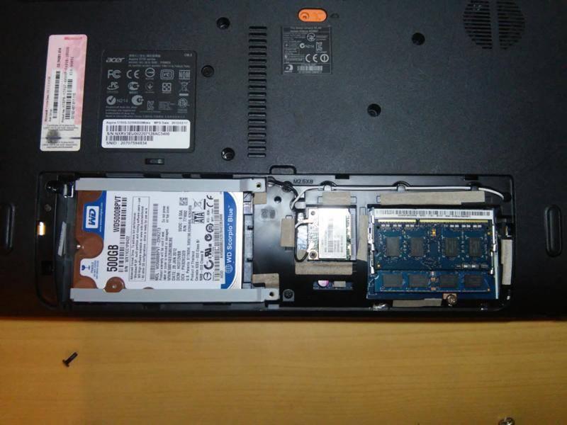 Восстановление заводских настроек на ноутбуке acer
