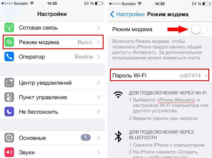 Как включить или отключить интернет на айфоне - настройка 3g и 4g для 4, 4s, 5, 5s, 6, 6s, подключение lte на ihone, как включить мобильный интернет на ipad (айпад)