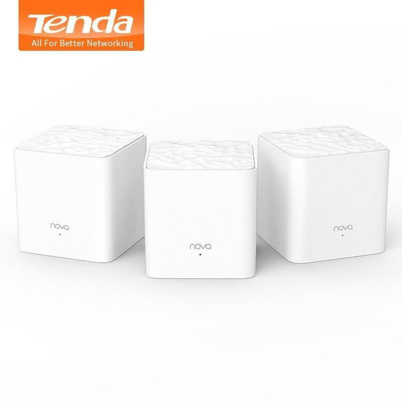Обзор tenda nova mw3: wi-fi на 300 квадратов из одной коробки
