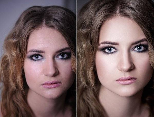 10 ошибок при ретуши портретов