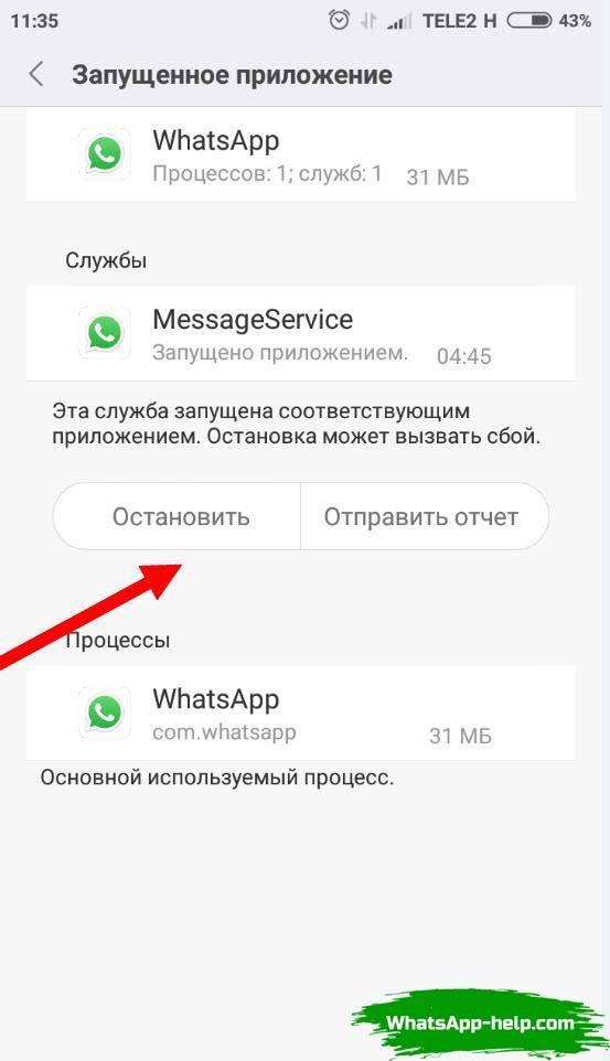 Что делать, если не приходят уведомления whatsapp