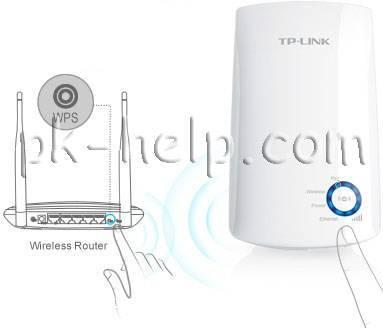 Как настроить усилитель wi-fi от tp-link: модель wa850re