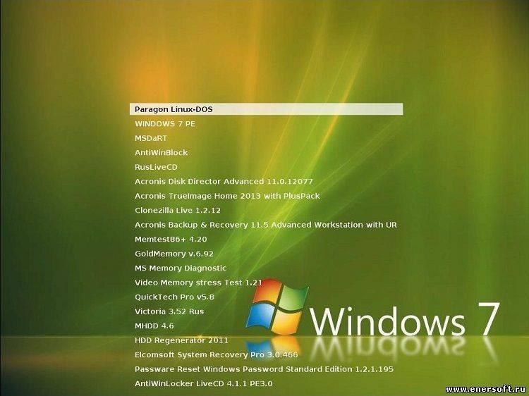 Реаниматор windows 7: все моменты «операционной реинкарнации» семерки