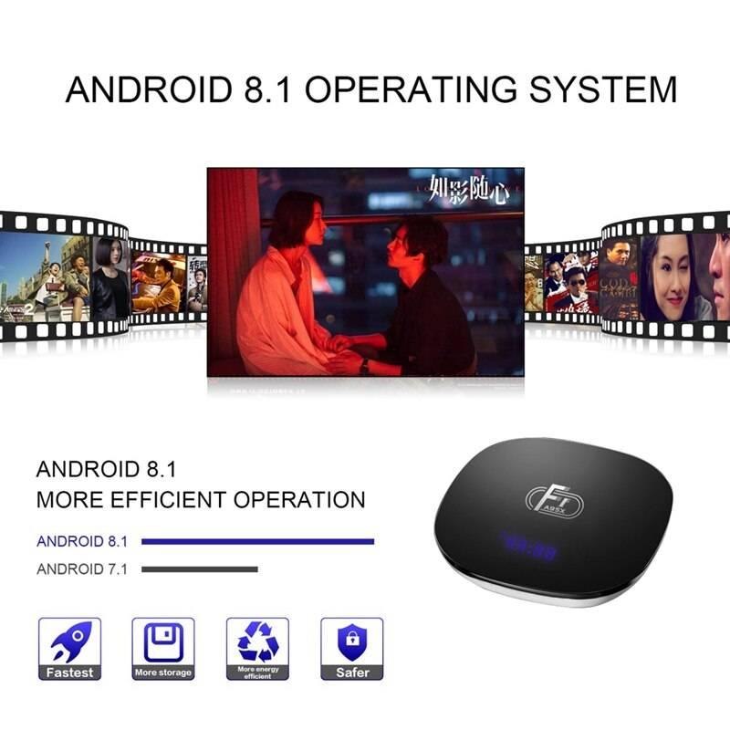 Nexbox a95x тв приставка на android: обзор tv-box, отзывы