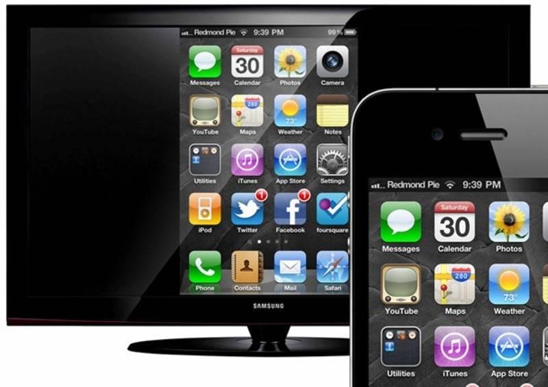 Как подключить айфон к телевизору lg smart tv через wi-fi или кабель