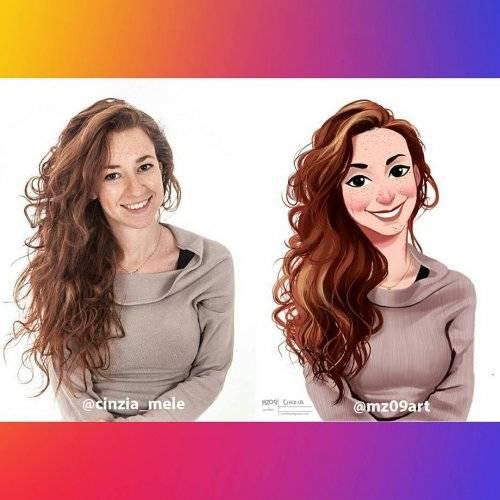 Как сделать рисунок карандашом из фото онлайн