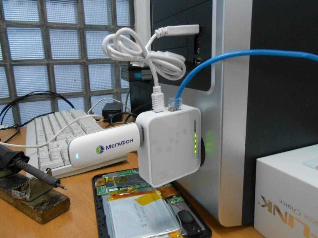 Подключение 4g модема к роутеру по usb, чтобы раздать мобильный интернет мегафон, билайн, теле 2, мтс?