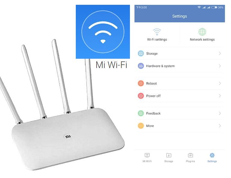 Как работать с роутером xiaomi mi router 3