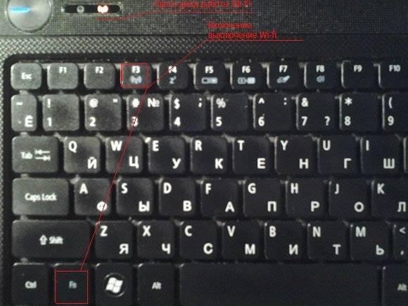 Как включить вай фай на ноутбуке - руководство