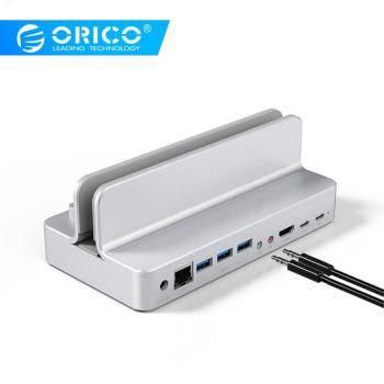"""Док-станция для накопителя 2.5"""" / 3.5"""" orico 6828us3-c-sv — купить, цена и характеристики, отзывы"""