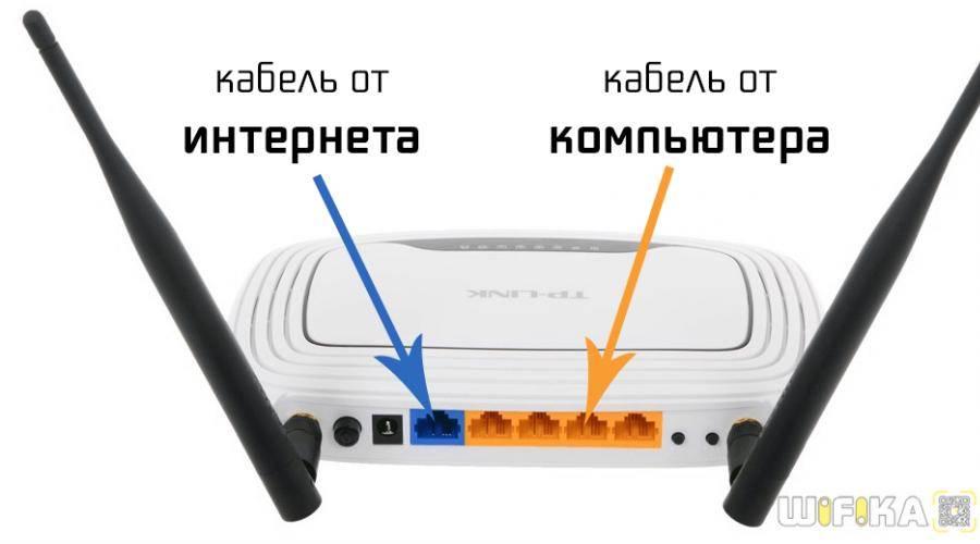 Как самостоятельно подключить и настроить роутер tp-link tl-wr841n