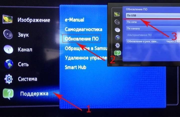 Как подключить usb флешку к телевизору