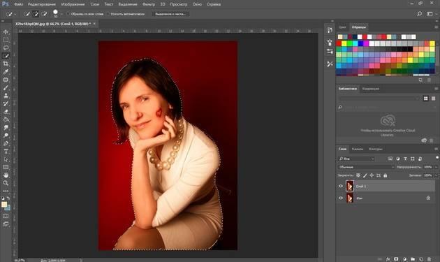 Сделать арт из фото онлайн