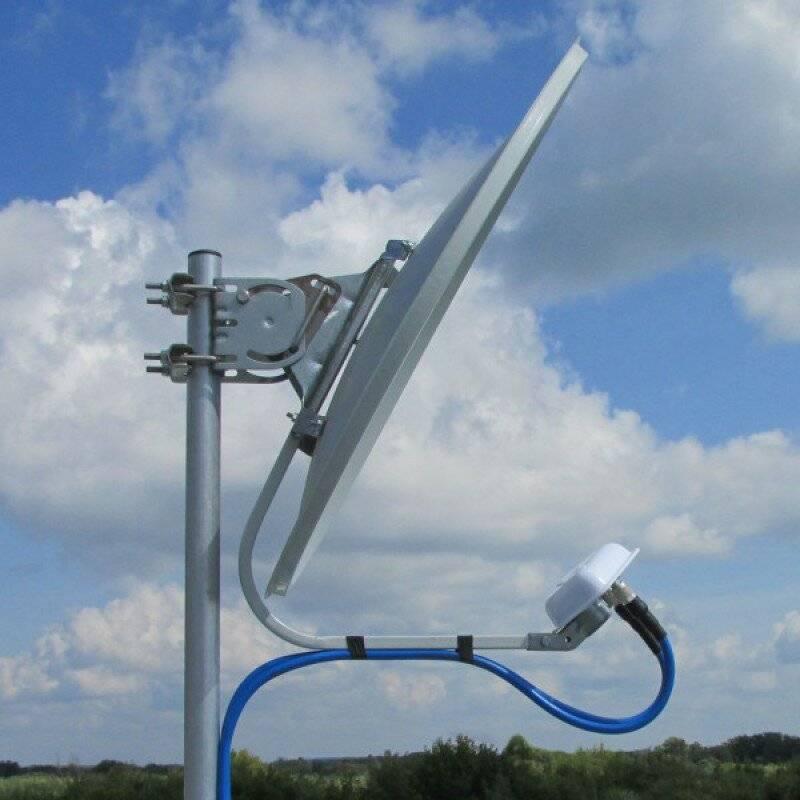 Как подключить интернет в деревне где нет связи?