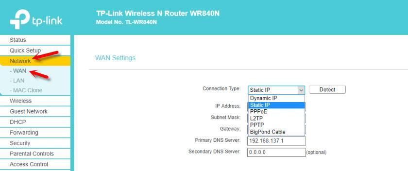Настройка wi-fi роутераtp-linktl-wr940n иtl-wr941nd. инструкция по подключению и настройке wi-fi