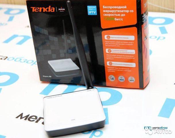 Tenda n3 - отзывы, характеристики и небольшой обзор