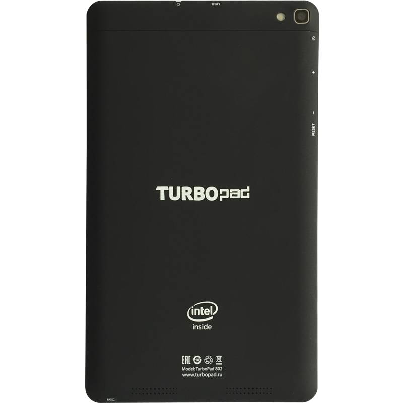 Обзор планшета turbopad 801 — i2hard