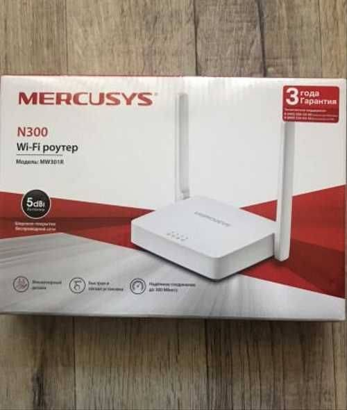 Как настроить маршрутизатор mercusys mw301r?