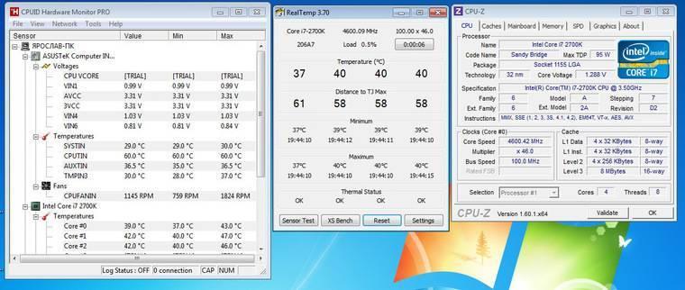 Как проверить температуру видеокарты (6 программ)