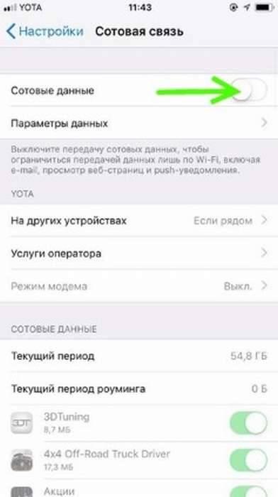 Как использовать iphone для раздачи lte интернета другим устройствам