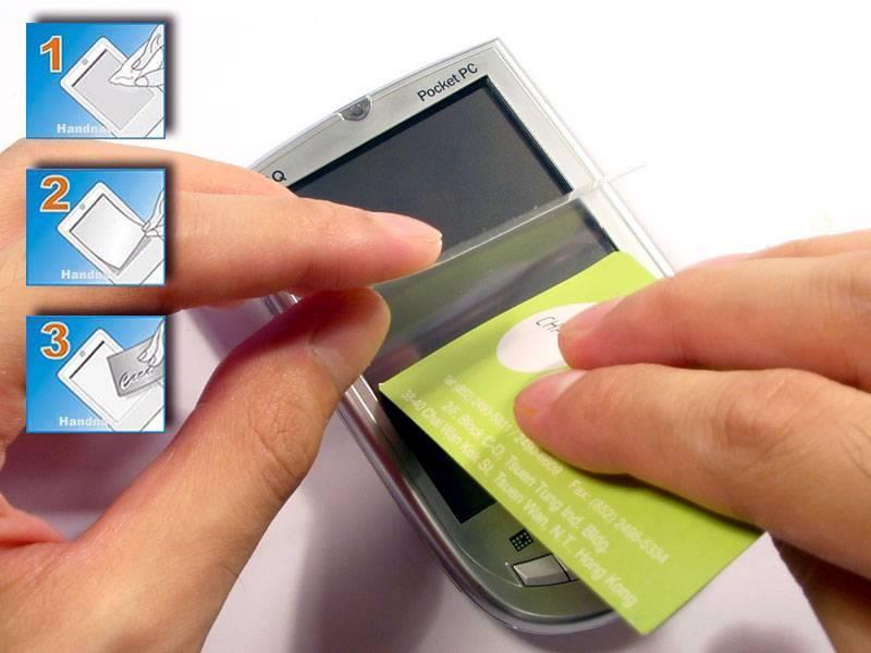 Как наклеить пленку на смартфон? :: инфониак