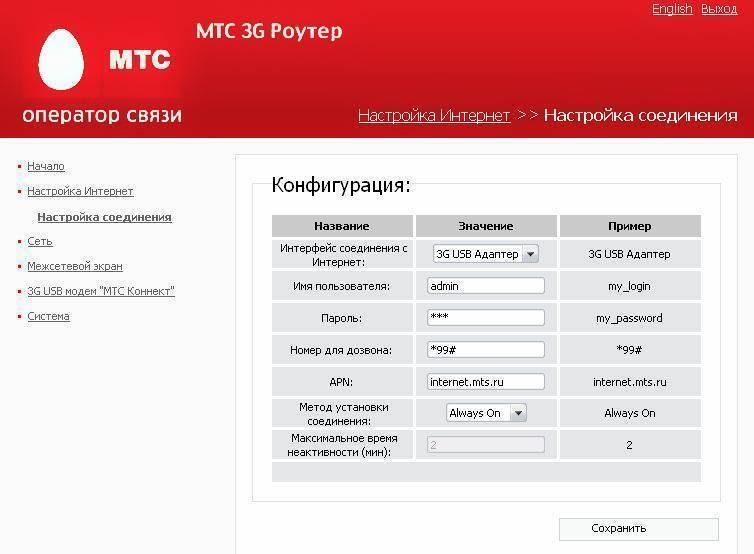 Обзор тарифов с интернетом от мтс