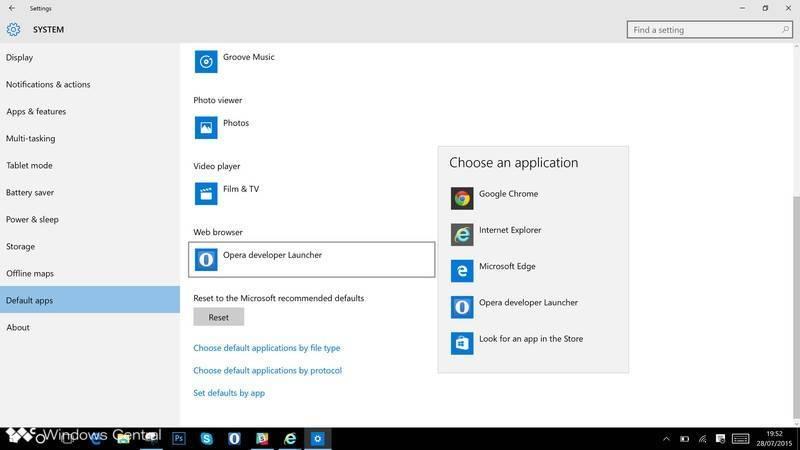 Как изменить браузер по умолчанию в windows 10 тремя способами?