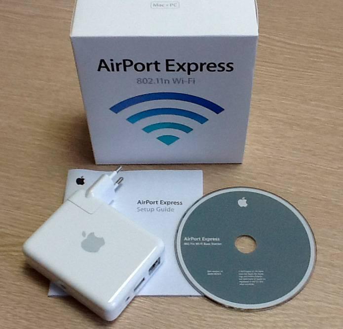 Airport express: захватите в дорогу wi-fi   appleinsider.ru
