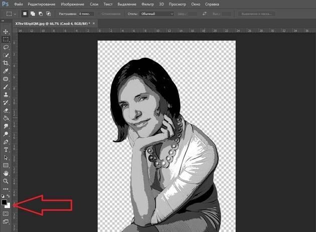 Как из фото сделать рисунок – обзор десктопных и мобильных программ