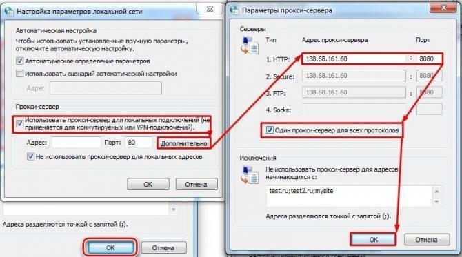 Разница между статическим и динамическим ip