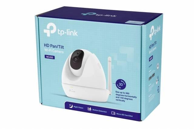 Настройка облачной камеры tp-link nc450