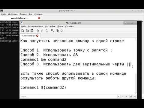 Как запустить программу на linux   losst
