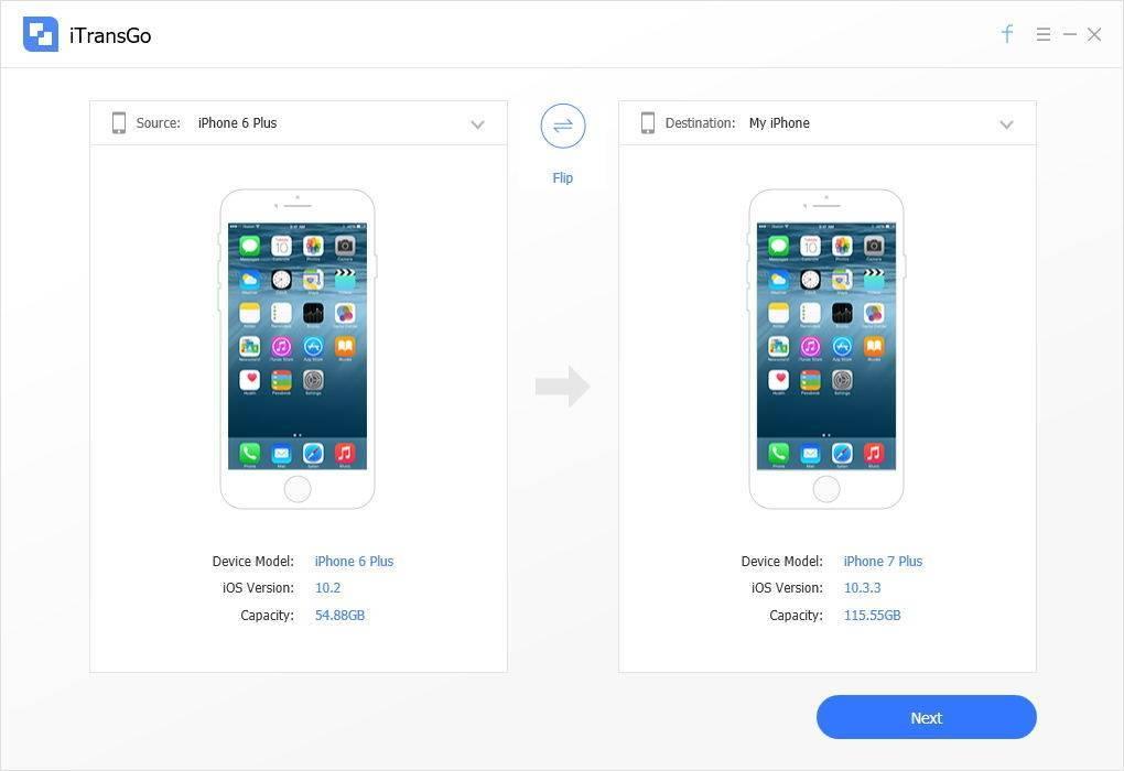 3 простых способа скопировать данные с одного iphone на другой